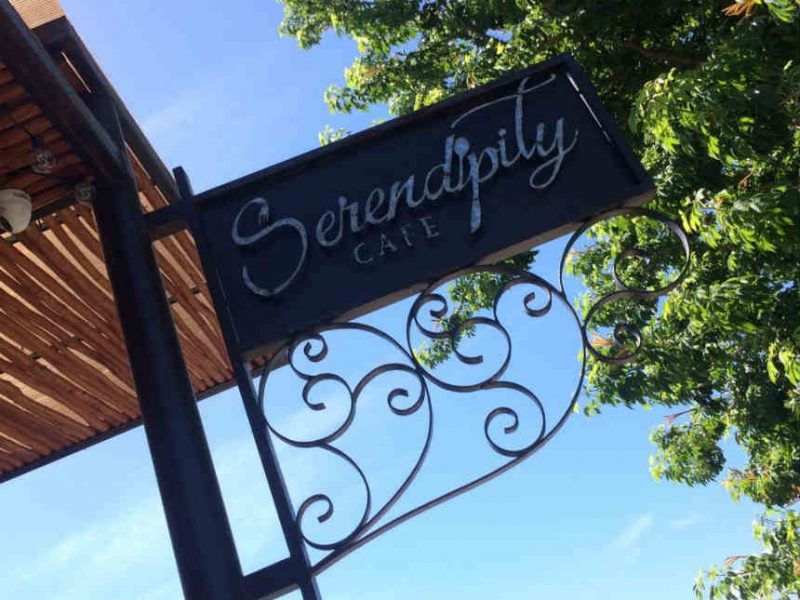 Serendipity Sign